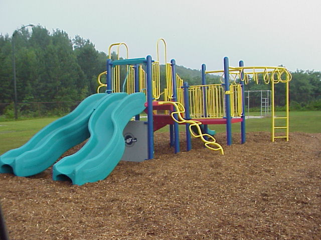 Ginter Field Playground